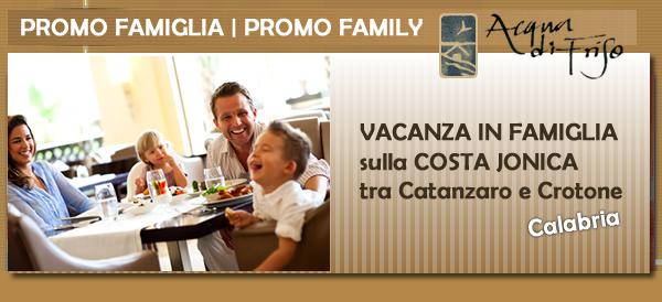 PROMO FAMILY ACQUA DI FRISO